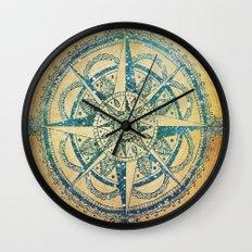 Voyager III Wall Clock