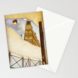 Galleries La Fayette Flag Stationery Cards