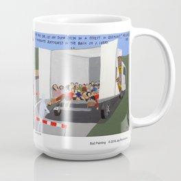 Bad Painting collection 88 & 89 Coffee Mug