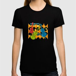 Sunny Grappelli String Jazz Trio Composition T-shirt