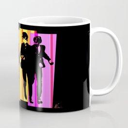 Fab Four | Pop Art Coffee Mug