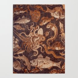 Sea World Poster