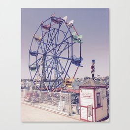 FERRIS WHEEL Balboa Fun Zone Canvas Print