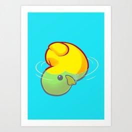 Quack's the Point? Kunstdrucke