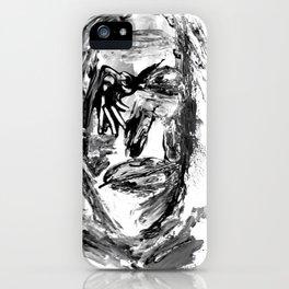 FACE EXPLOSIVE VI. iPhone Case