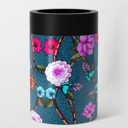 Spring Flowers Decò Can Cooler