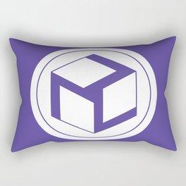 Female Antahkarana - Yin Antahkarana Rectangular Pillow
