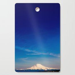 Mt. Rainier . ii Cutting Board