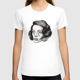 Sad Lady T-shirt