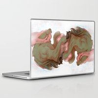 pain Laptop & iPad Skins featuring Pain by DockalGanger