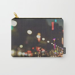 Hollywood Boulevard. Los Angeles Carry-All Pouch