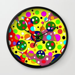 Dimensions of Colr Wall Clock