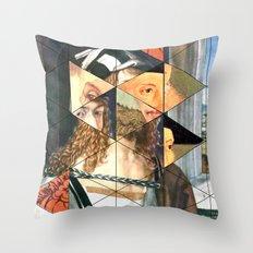 Mix Dürer himself Throw Pillow
