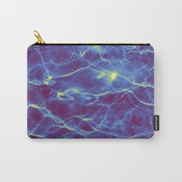 reflection blue0432 Carry-All Pouch