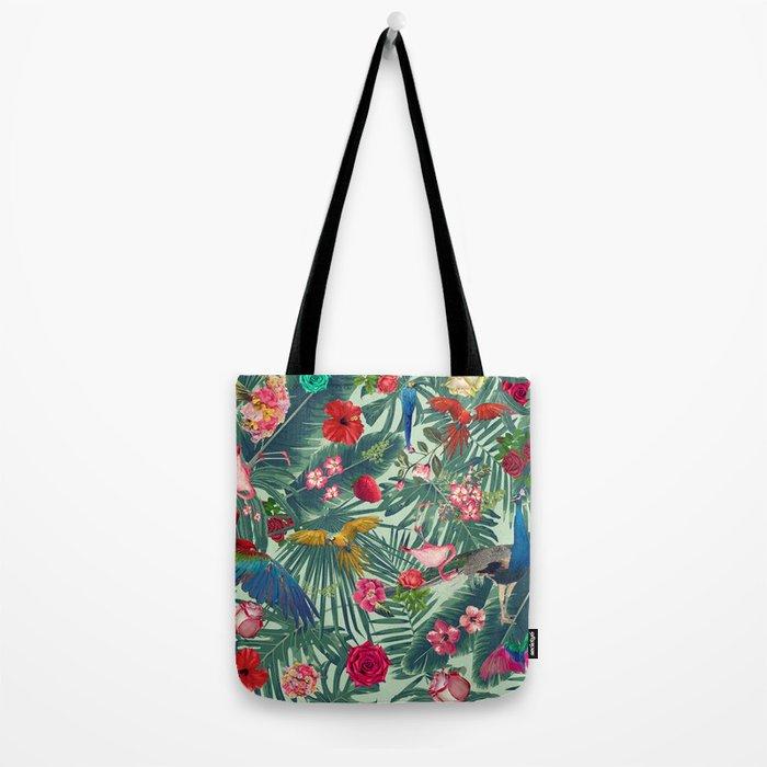 tropical fun nature Tote Bag