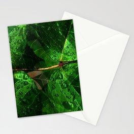 Leaves V8WL Stationery Cards