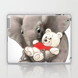 Baby Boo with Teddy Laptop & iPad Skin