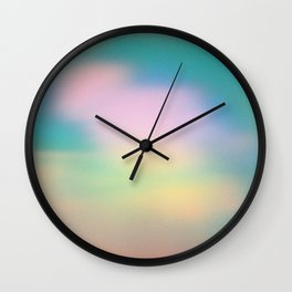Salted Water Wall Clock