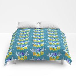Be Rad Comforters