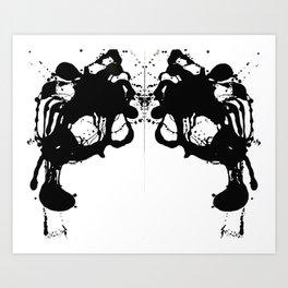 UNTITLED 2 (2017) Art Print