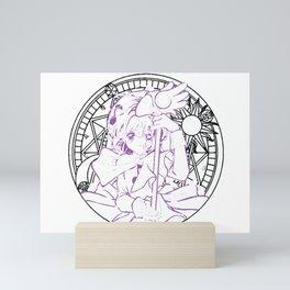 Mahou Shoujo Sakura Kinomoto Mini Art Print