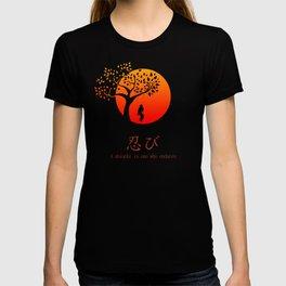 Shinobi Endures T-shirt