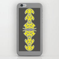 frame iPhone & iPod Skins featuring Frame  by nandita singh