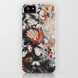 Blood Shell iPhone Case