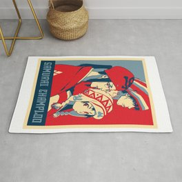 Samurai Champloo Poster Rug