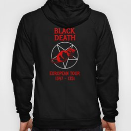Black Death European Tour Hoody