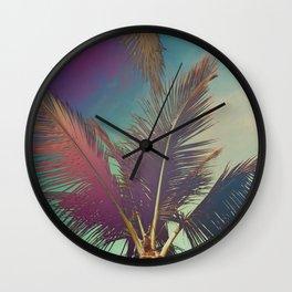 easy breezy Wall Clock