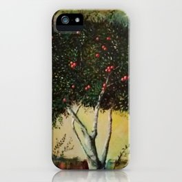 Lucky Tree iPhone Case