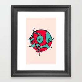 Clow Clow Framed Art Print