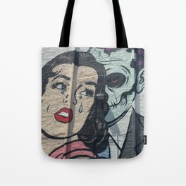 Undead Romance in Miami Tote Bag