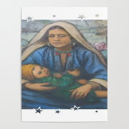 Mother and Child 2 Poster
