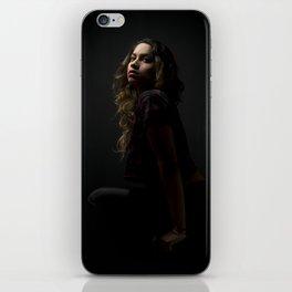 Angel in Waiting iPhone Skin