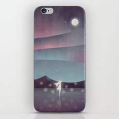Descendant Of The Northern Lights iPhone & iPod Skin