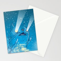 Legend of the Cat God Stationery Cards
