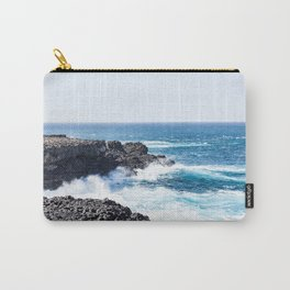 Crashing Surf Carry-All Pouch