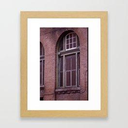 Window Arch in the Marigny Framed Art Print