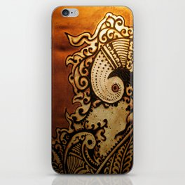 Evolving iPhone Skin