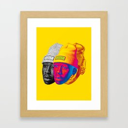 Tyler, The Creator Odd Future Framed Art Print