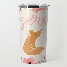 Zero Fox Given Travel Mug
