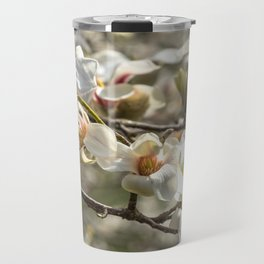 Flowering Magnolia Travel Mug