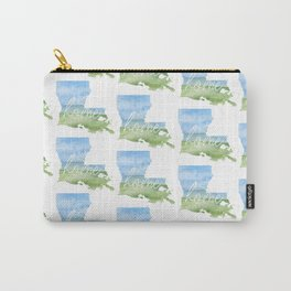 Louisiana Home State Carry-All Pouch