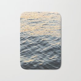 Water Texture Bath Mat