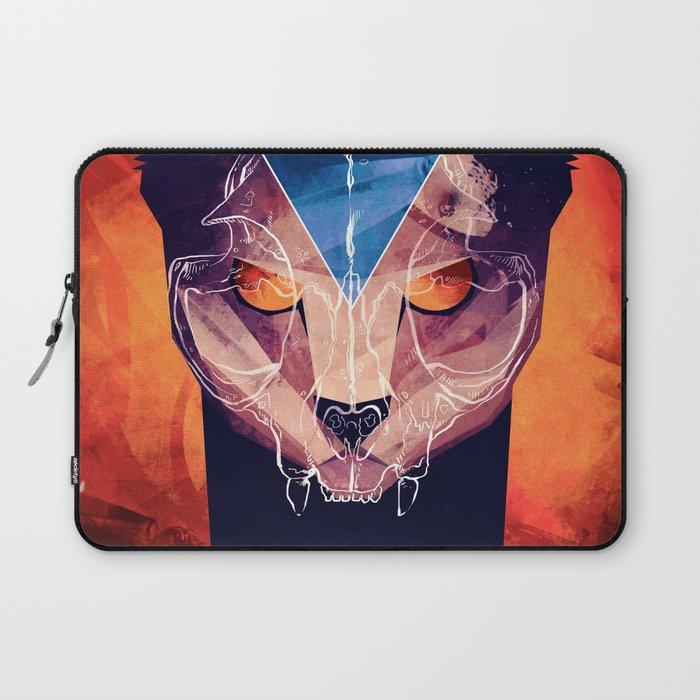 Bastet - Cat Goddess Laptop Sleeve