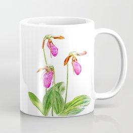 Lady's Slipper by Teresa Thompson Coffee Mug
