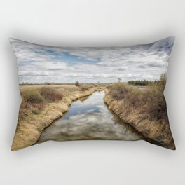 Lazy River Rectangular Pillow