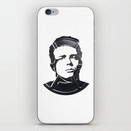 James Dean iPhone Skin